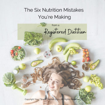 Copy of 6 Nutrition Mistakes - insta