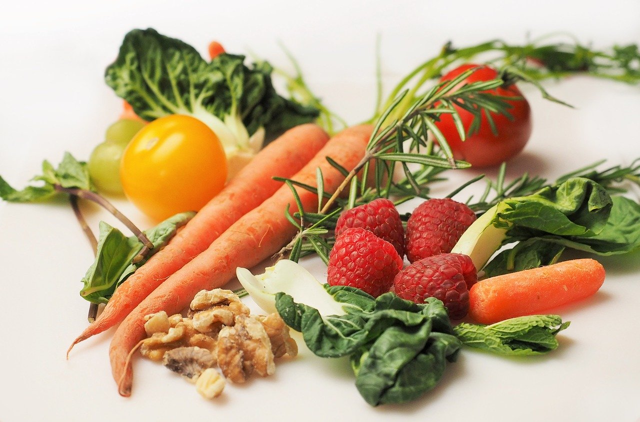 vegetables, carrot, food